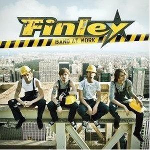 FINLEY - BAND AT WORK (CD)