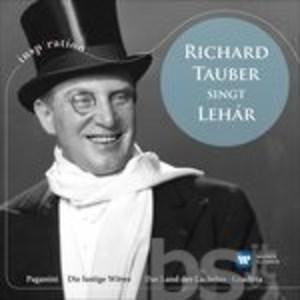 LEHAR: INSPIRATION SERIES. RICHARD TAUBER CANTA LEHA'R (CD)