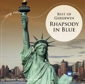 GEORGE GERSHWIN - RHAPSODY IN BLUE. BEST OF GERSHWIN (CD)