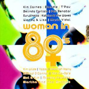 WOMAN IN 80'S (CD)