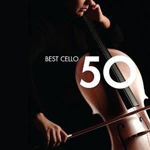 50 BEST CELLO -3CD (CD)
