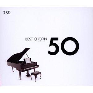 50 BEST CHOPIN -3CD (CD)
