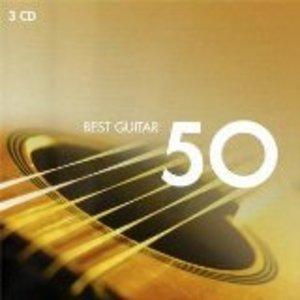 50 BEST GUITAR -3CD (CD)