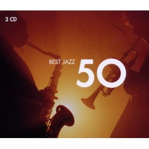 50 BEST JAZZ -3CD (CD)