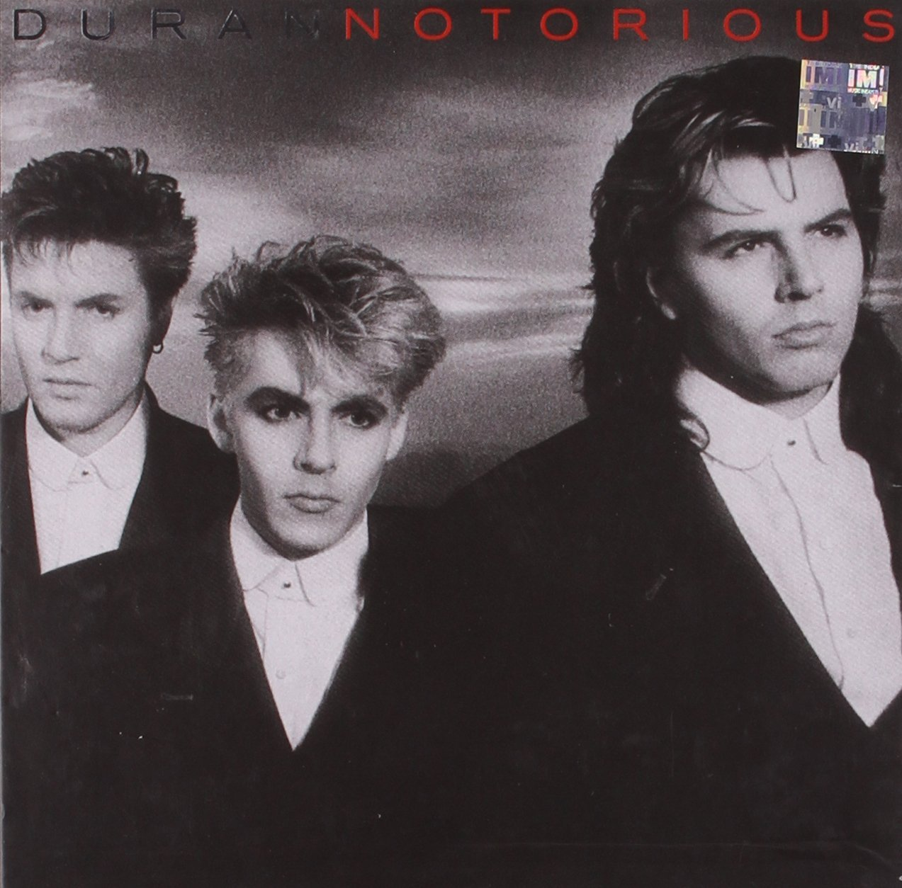 DURAN DURAN - NOTORIOUS (2 CD+DVD) (CD)