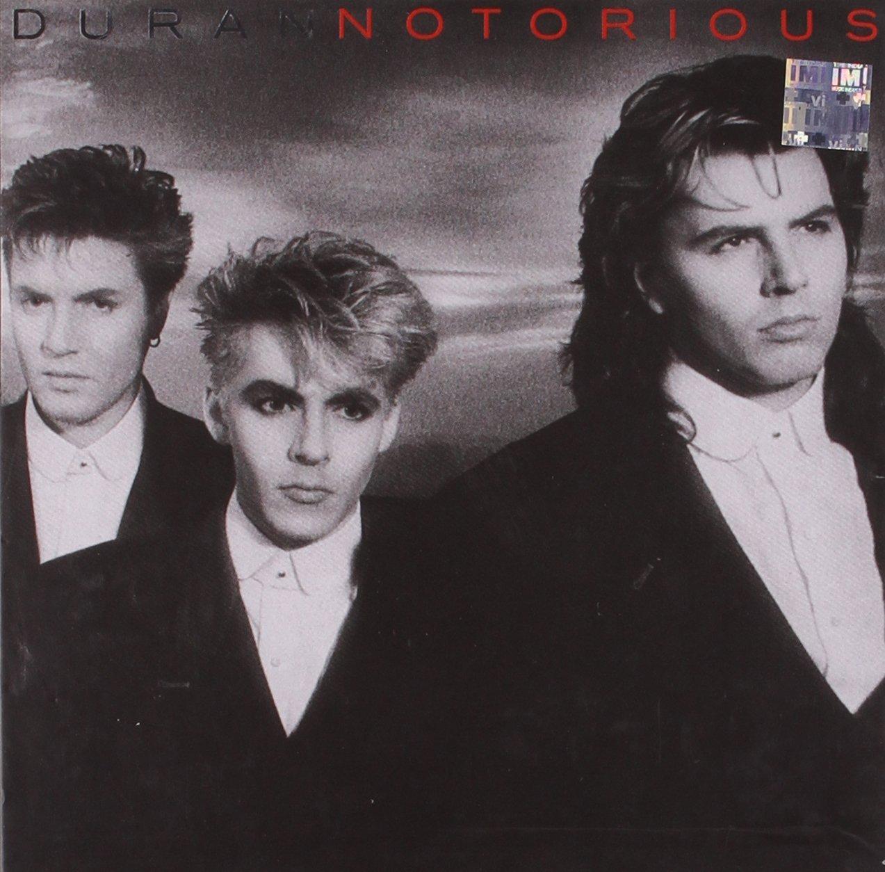 DURAN DURAN - NOTORIOUS (2 CD+DVD) (CD)