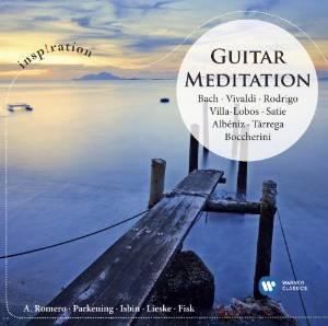 GUITAR MEDITATION (CD)