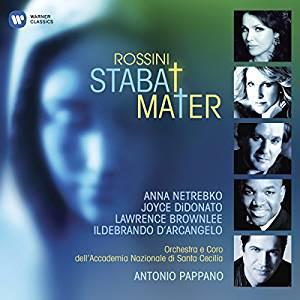 ROSSINI: STABAT MATER (CD)