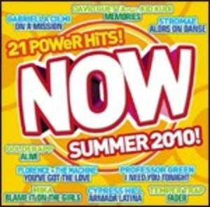 NOW SUMMER 2010! (CD)