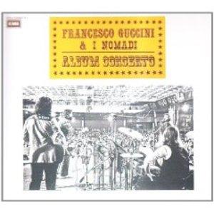 NOMADI GUCCINI - ALBUM CONCERTO -CD+DVD (CD)