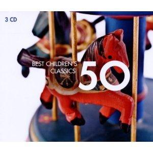 50 BEST CHILDREN'S CLASSICS -3CD (CD)