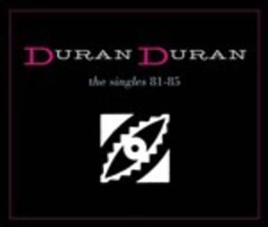 DURAN DURAN - THE SINGLES '81-'85 -3CD (CD)