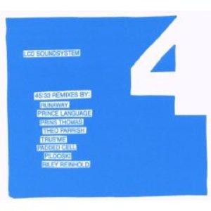 LCD SOUNDSYSTEM - 45:33 REMIXES (CD)