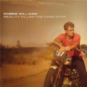 ROBBIE WILLIAMS - REALITY KILLED THE VIDEO STAR CD+DVD (CD)