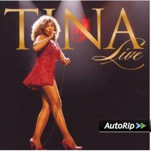 TINA TURNER - TINA LIVE -CD+DVD (CD)