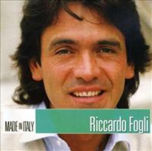 RICCARDO FOGLI - MADE IN ITALY RICCARDO FOGLI (CD)