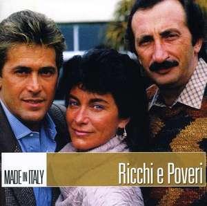 RICCHI E POVERI - MADE IN ITALY (CD)