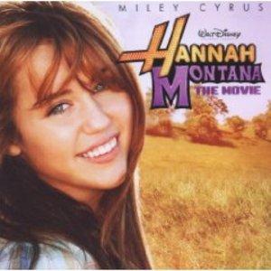 HANNAH MONTANA THE MOVIE (CD)
