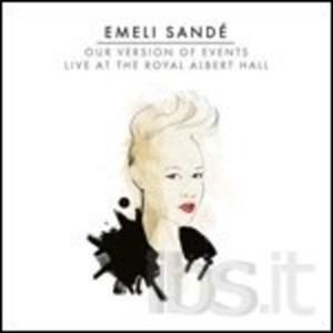 EMELI SANDE' - LIVE AT THE ROYAL ALBERT HALL (CD)