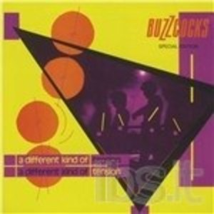 BUZZCOCKS - A DIFFERENT KIND OF TENSION (CD)