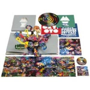 COLDPLAY - MYLOTO XYLOTO CD+LP+BOOK (CD)