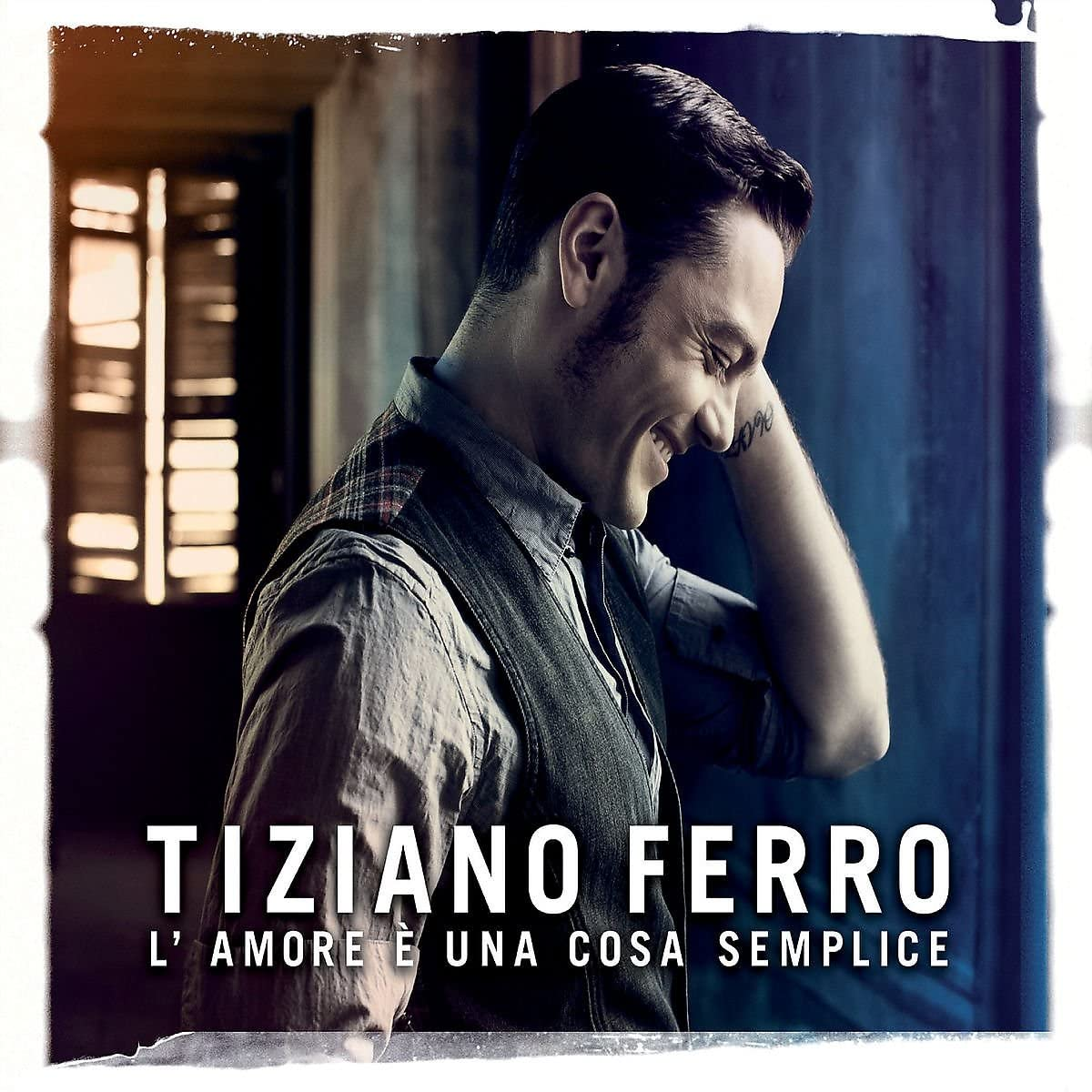 TIZIANO FERRO - L'AMORE E' UNA COSA SEMPLICE (CD)