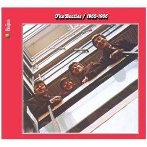 BEATLES - THE BEATLES 1962-1966 -2CD (CD)