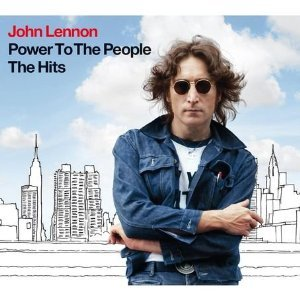 JOHN LENNON - POWER TO THE PEOPLE. THE HITS -CD+DVD (CD)