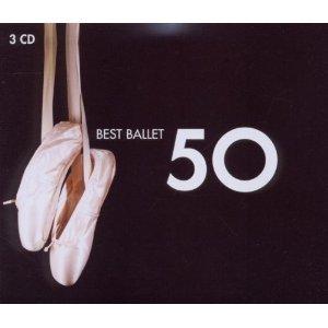 50 BEST BALLET -3CD (CD)