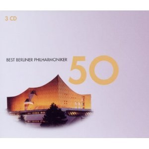 50 BEST BERLINER PHILHARMONKER -3CD (CD)