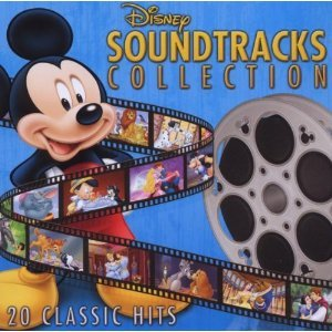 DISNEY SOUNDTRACKS COLLECTION (CD)
