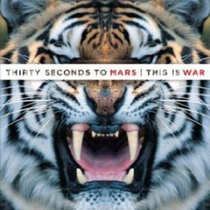 30 SECONDS TO MARS - THIS IS WAR (CD)