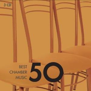 50 BEST CHAMBER MUSIC -3CD (CD)