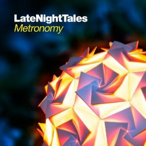 METRONOMY - LATE NIGHT TALES (CD)