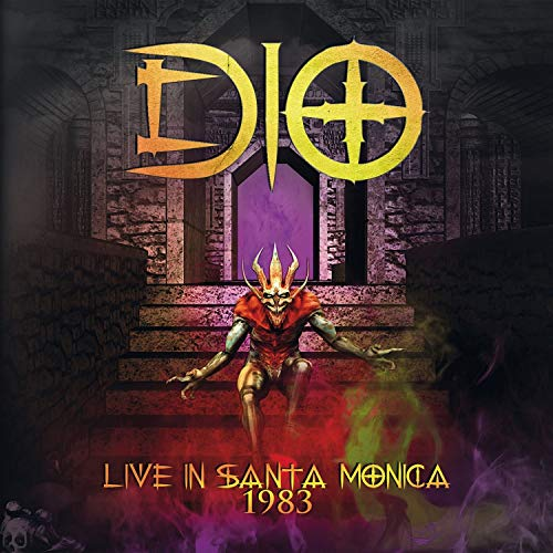 DIO - LIVE IN SANTA MONICA 1983 (CD)