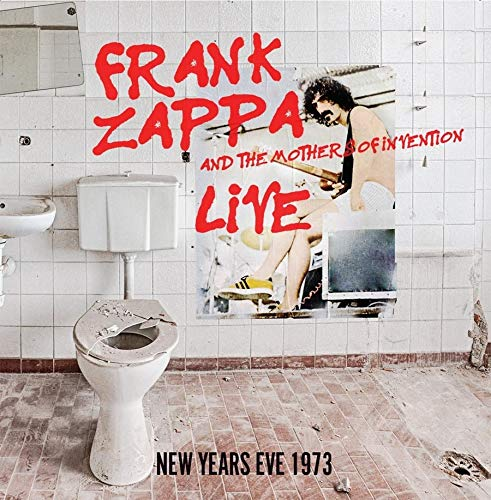 FRANK ZAPPA / MOTHERS OF INVENTION - NEW YEARS EVE 1973 (CD)