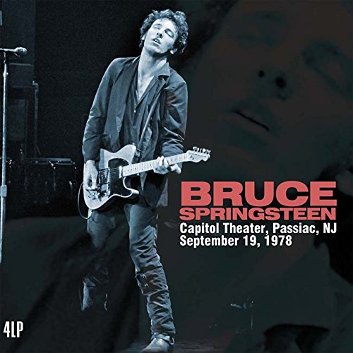 BRUCE SPRINGSTEEN - CAPITOL THEATER PASSIAC NJ SEPTEMBER 19 1978
