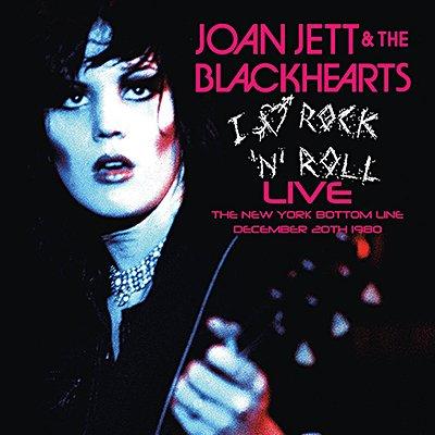 JOAN JETT & THE BLACKHEARTS - LIVE AT THE BOTTOM LINE DECEMBER 2