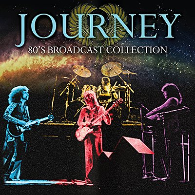 JOURNEY - 80'S BROADCAST COLLECTION (8 CD) (CD)
