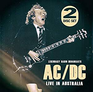 AC/DC - LIVE IN AUSTRALIA (2 CD) (CD)