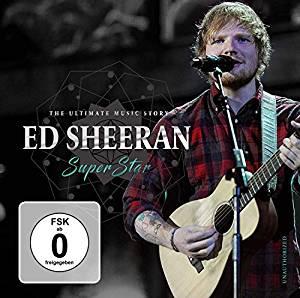 ED SHEERAN - SUPERSTAR (CD)