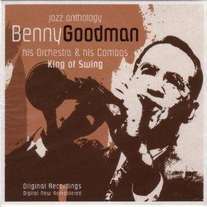 BENNY GOODMAN - JAZZ ANTHOLOGY (CD)
