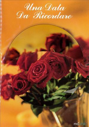 UNA DATA DA RICORDARE (ROSE)-CD+CARD (CD)