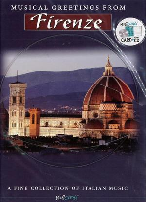 MUSICAL GREETINGS FROM FIRENZE -CD+CARD (CD)