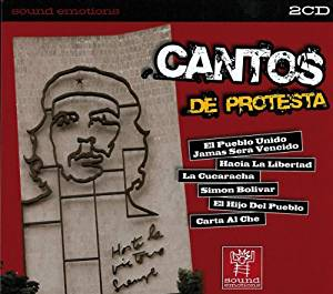 CANTOS DE PROTESTA (CD)