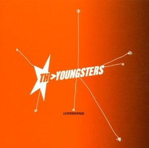YOUNGSTERS - LEMONORANGE (CD)