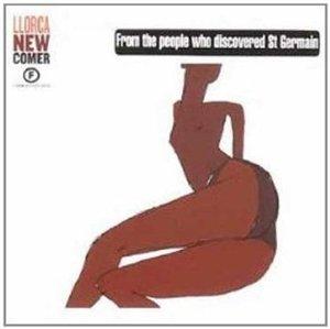 LLORCA - NEW COMER (CD)