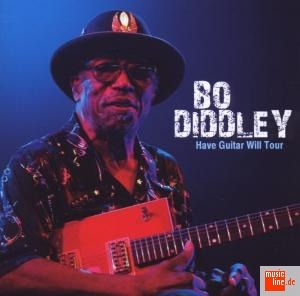 BO DIDDLEY - HAVE GUITAR WILL TOUR -2CD (CD)