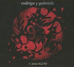 RODRIGO Y GABRIELA -9 DEAD ALIVE -CD+DVD -D.P. (CD)