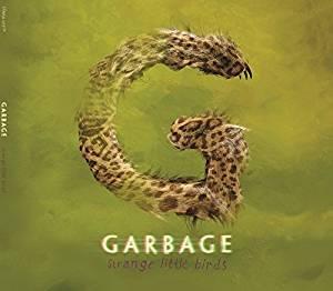 GARBAGE - STRANGE LITTLE BIRDS (CD)